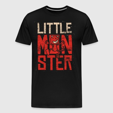 Little monster - Men's Premium T-Shirt