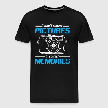 PHOTO PHOTO PHOTOGRAPHE: JE NE PHOTOS COLLECT - T-shirt Premium Homme