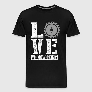 Carpenter joiner gift - Men's Premium T-Shirt