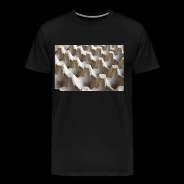 egg carton - Men's Premium T-Shirt