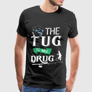 Mon train de drogue - T-shirt Premium Homme