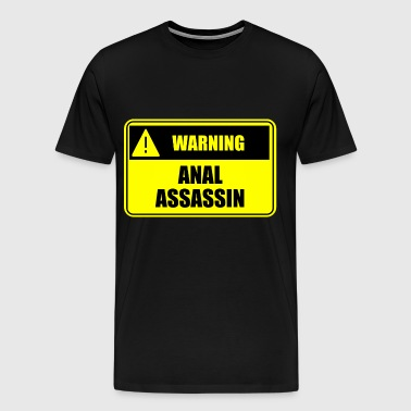 Anal Assassin - Men's Premium T-Shirt