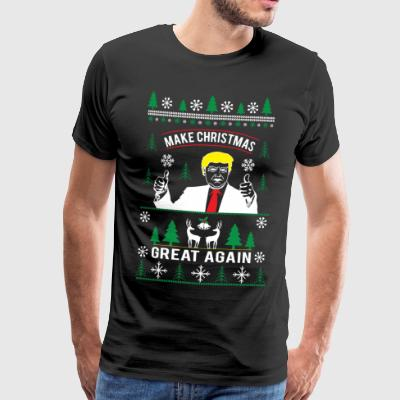 Make Christmas great again - Männer Premium T-Shirt