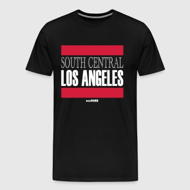 South Central LA - Mannen Premium T-shirt