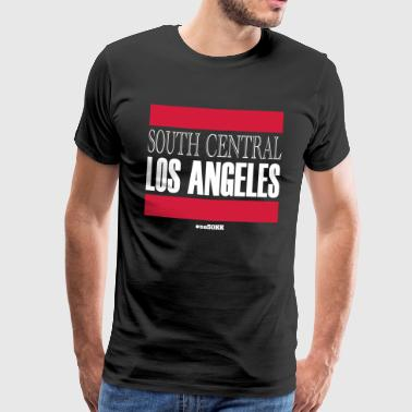 South Central LA - Premium T-skjorte for menn