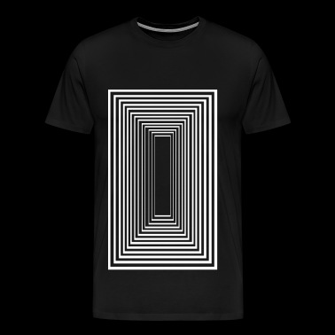 Tunnel Vision - T-shirt Premium Homme