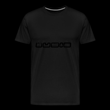Music Urban Style - Men's Premium T-Shirt