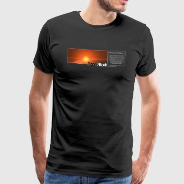 Definition of TranceFamily - TranceAttack Edition - Men's Premium T-Shirt