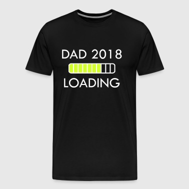 Dad 2018 invites - Men's Premium T-Shirt
