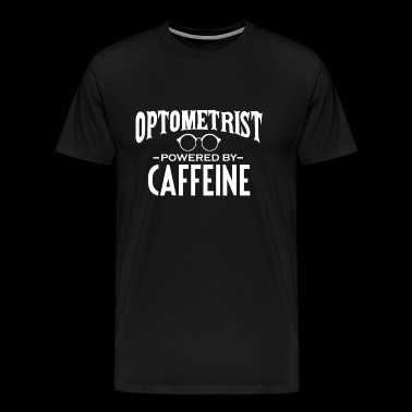 Optician Gift - eyeglass wearer optometrist - Men's Premium T-Shirt