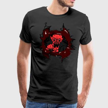 Devil inside - Men's Premium T-Shirt