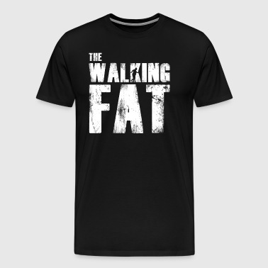 Fat fat gift for fat - Men's Premium T-Shirt