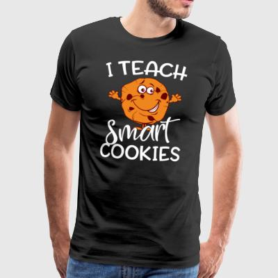 I Teach Smart Cookies - Männer Premium T-Shirt