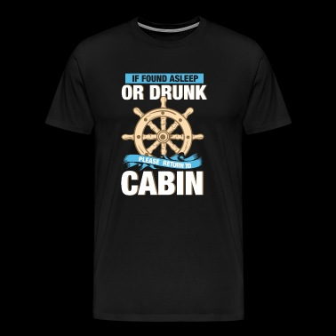 Funny cruise creed saying shirt gift - Men's Premium T-Shirt