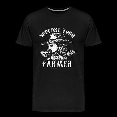 Regional farmers - Men's Premium T-Shirt