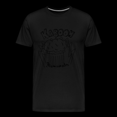 Kaboom - Men's Premium T-Shirt