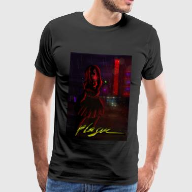 Plague - Herre premium T-shirt