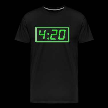 4:20 pm / 420 pm - Men's Premium T-Shirt