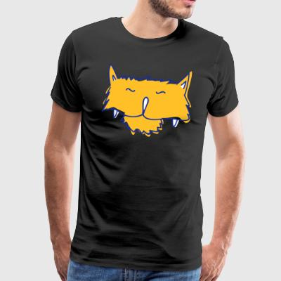 Cat - Men's Premium T-Shirt