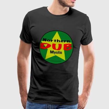 Northern Dub Mystic Logo - Men's Premium T-Shirt