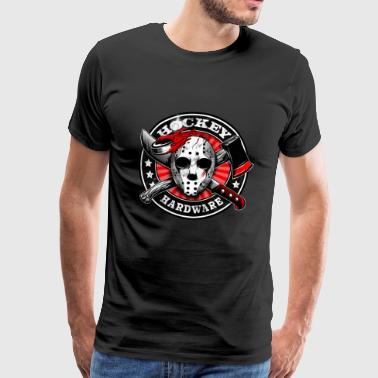 Hockey Bloodsport - T-shirt Premium Homme