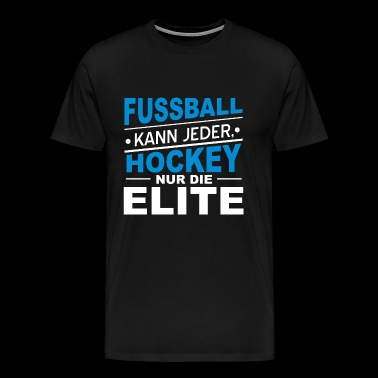 Hockey Elite - Männer Premium T-Shirt