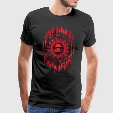 Stormtrooper - Star Warrior - Premium-T-shirt herr