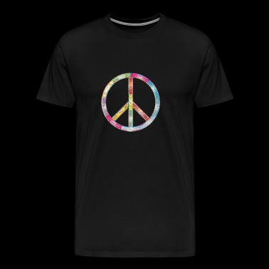 fred Hippie - Premium T-skjorte for menn