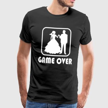 Game over soulmate - Männer Premium T-Shirt