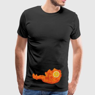 The Wiener Schnitzl - Men's Premium T-Shirt