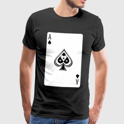 Ace Of Spades - Men's Premium T-Shirt