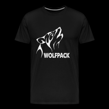 Wolfpack. Gifts for the whole Family. - Men's Premium T-Shirt