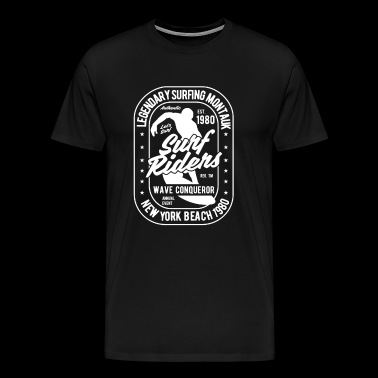 Surfing surfing - Men's Premium T-Shirt
