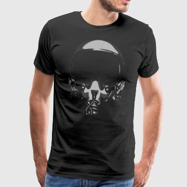 CASQUE_1706_MP - Herre premium T-shirt