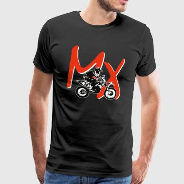 mx - Men's Premium T-Shirt
