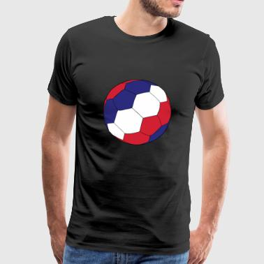 Frankrig Football World Cup - Herre premium T-shirt