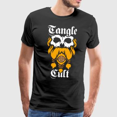 Tangle Cult - T-shirt Premium Homme