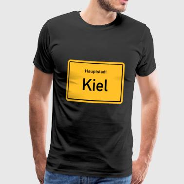 capital Kiel - Men's Premium T-Shirt