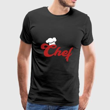Chef / Chef Cook: Master Chef - Men's Premium T-Shirt