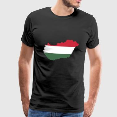 Hungary - Men's Premium T-Shirt