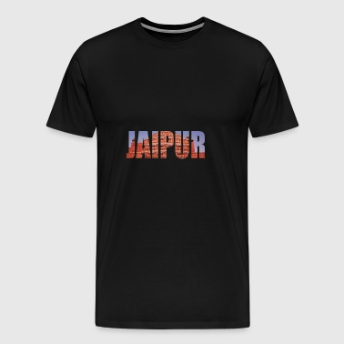 INDIA JAIPUR - Men's Premium T-Shirt