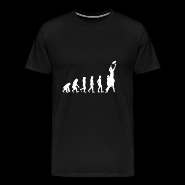 Evolution Rugby Gift Football - Men's Premium T-Shirt