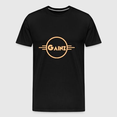 gainz - Men's Premium T-Shirt