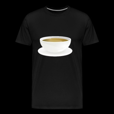 soup stew soup bowl noodle cooking food11 - Men's Premium T-Shirt