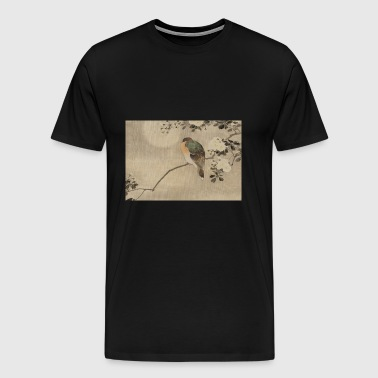 Asian bird - Men's Premium T-Shirt