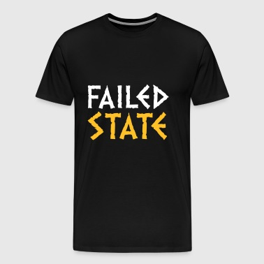 Failed State - Greece - Men's Premium T-Shirt