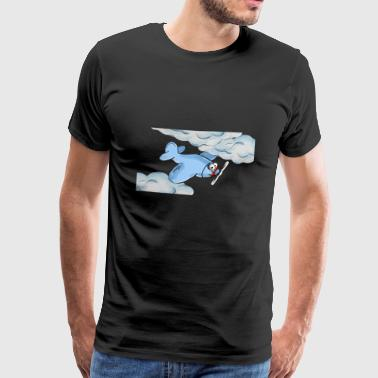 avion - T-shirt Premium Homme