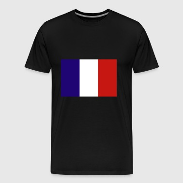 France France flag flag - Men's Premium T-Shirt