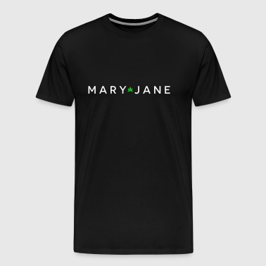 Mary Jane - T-shirt Premium Homme