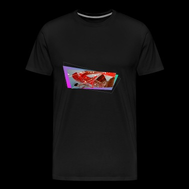Modern street art - Men's Premium T-Shirt